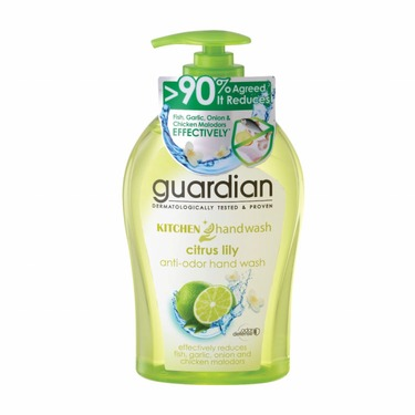 GUARDIAN KITCHEN HAND WASH CITRUS LILLY