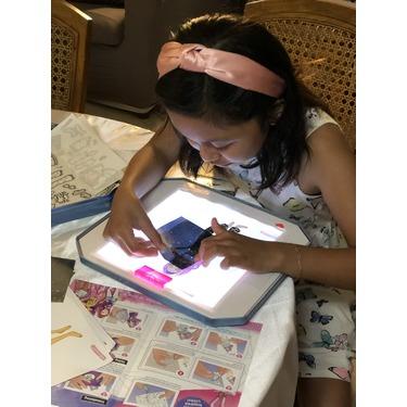 inkFLUENCER Style N Create Light Desk, We Wear Cute Activity Kit