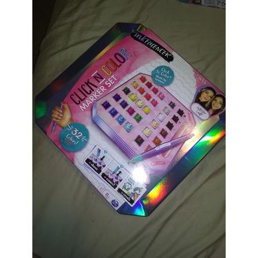 inkFLUENCER Click N Color Marker Set, We Wear Cute Activity Kit