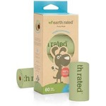 earth rated compostable dog poop bags