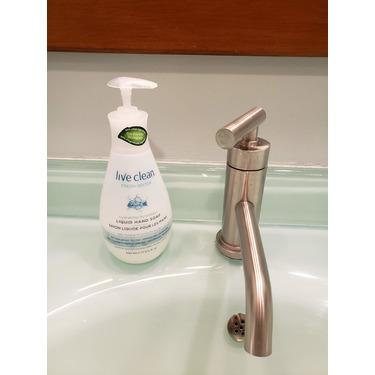 Live Clean Fresh Water Hydrating Liquid Hand Soap