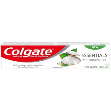 colegate coconut oil toothpaste