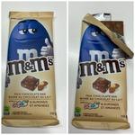 M&M;Almond Chocolate Bar