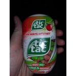 Tic tac apple mix