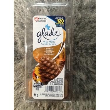 Glade Air Wax Melts - Cashmire Woods