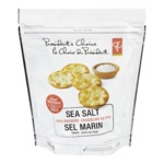 PC Pita Crackers, Sea Salt