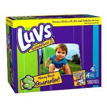 Luvs Baby Diapers