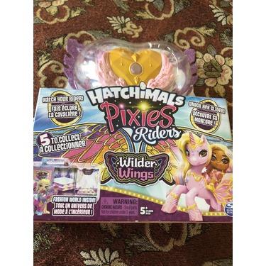 Hatchimals Pixies Riders Wilder Wings Assortment