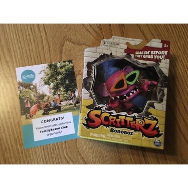 SCRITTERZ Jungle Creatures