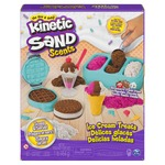 KINETIC SAND ICE CREAM SCENTED PLAYSET