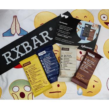 Rxbar blueberry protein bar