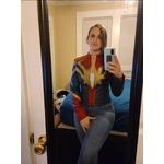 Her Universe- Captain Marvel jacket (s)