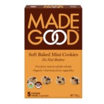 Made Good Soft Baked Mini Cookies - No Nut Butter
