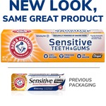 Arm and Hammer Sensitive Teeth & Gums™ Toothpaste