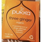 Pukka Three Ginger Organic Tea