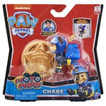 PAW Patrol Moto Pups Collectible Figure with Deputy Badge