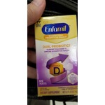 Enfamil Dual Probiotic Infant Daily Drops