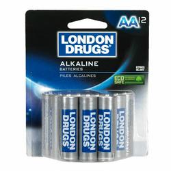 London Drugs AA Alkaline Batteries - 12 pack Item # L3040474