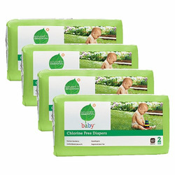 Seventh Generation Baby Diapers - Size 2