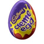 Cadbury's creme egg