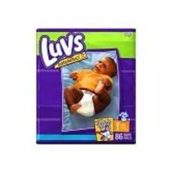 Luvs Mega Pack Size 1