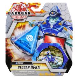 Bakugan Geogan Rising Geogan Deka Jumbo Collectible Transforming Figure