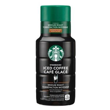 Starbucks Iced Coffee Medium Roast