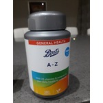 Boots A-Z vitamins