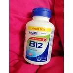 Equate b12