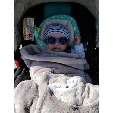 Uveez Wrap Around Baby Sunglasses, 0+