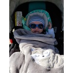 Uveez Wrap Around Baby Sunglasses, 0+