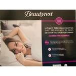Beautyrest Ultimate Performance Cotton Sheet Set 300 Thread Count