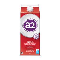 "<span style=""text-transform: lowercase !important;"">a2</span> Milk™ 3.25% Homogenized Milk"