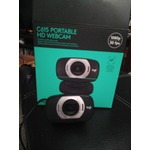 Logitech c165 portable HD webcam