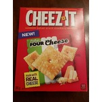 Cheez-It Baked Snack Cracker Italian Cheese