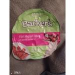 Barker's complete filet mignon