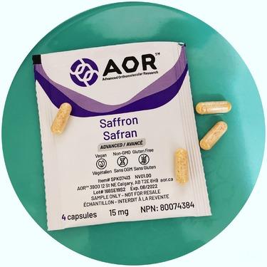 Aor saffron