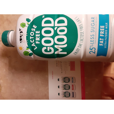 Good Mood Fat Free Lactose Free Ultra-Filtered Milk