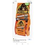 Gorilla Heavy Duty Packing Tape