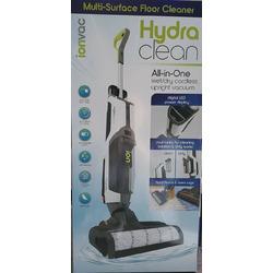 IonVac HydraClean Wet/Dry Cordless Vacuum