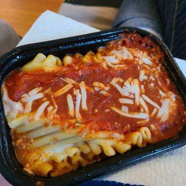 Lean cuisine meat lasagna