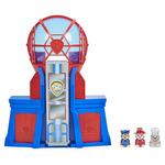 PAW Patrol Micro Movers Movie City Tower Playset