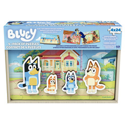 Spin master Bluey Puzzle Collection