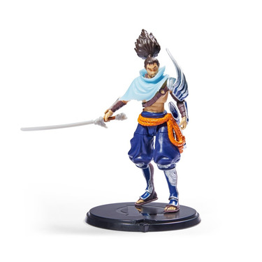 League of Legends Yasuo Collectible Figure (4-inch)