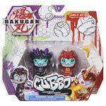 Bakugan Cubbo Legendary Battles Pack, Geogan Rising