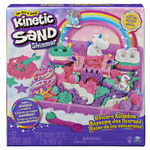 Kinetic Sand Shimmer Unicorn Kingdom Playset