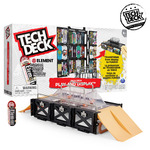 Tech Deck Play and Display Transforming Ramp Set and Carrying Case