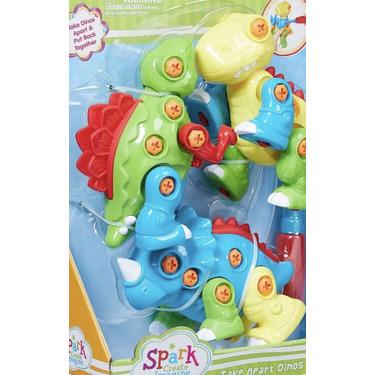 Spark imagination dinosaurs