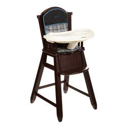 Eddie Bauer Wood Highchair - Westlake