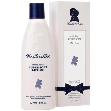 Noodle & Boo Super Soft Lotion, 8-Ounce Bottle